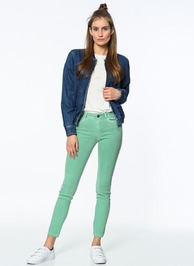 Lee Cooper Jean Pantolon | Marlyn - Momfit Yeşil